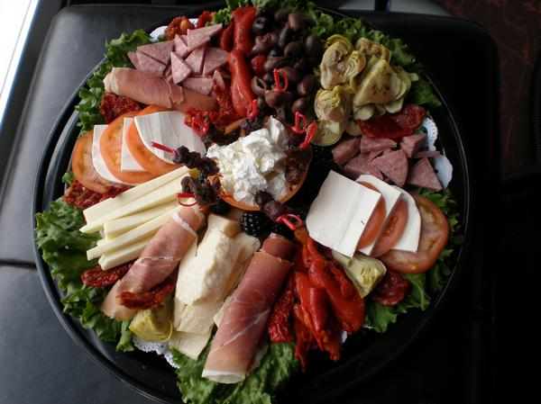 Food Platter on Pinterest | Cheese Platters, Dinner Plates and Holiday ...