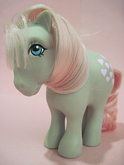 My Little Pony: 1st  Generation (1982 to 1983)   NYCupcake's