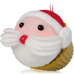 hallmark Sweet St Nick cupcake ornament