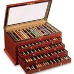 vox luxury 60 pen case