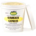 lush gumback express exfoliator
