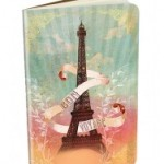 leelah eiffel tower mini book