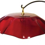 Birds Choice Red Weather Guard