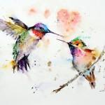 watercolor by dean crouser