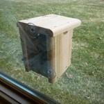 kettle moraine window mount nestbox B