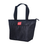 manhattan portage midnight tote bag