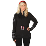 black widow jacket her universe